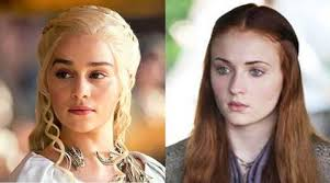 One of these characters has astonishing strength of will and resiliance. The other is Khaleesi.